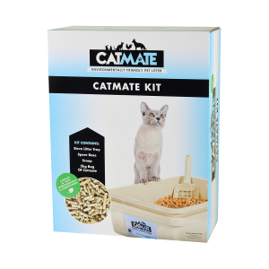 Catmate Litter Kit