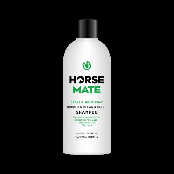 HorseMate Shampoo Greys White Coat